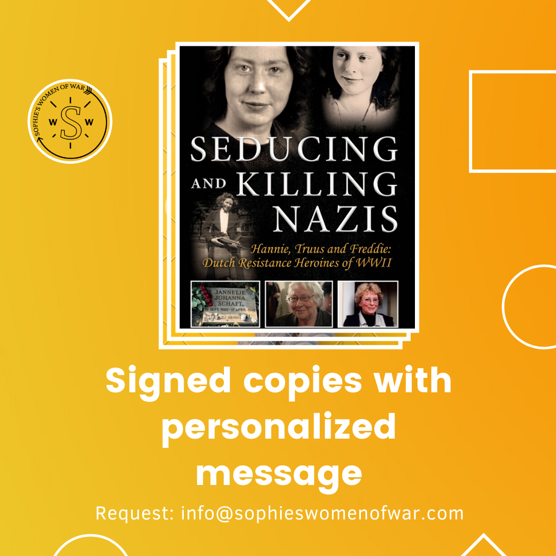 Signed Copies with Personalized Message upon request